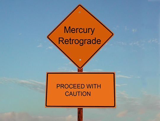 Mercury Retrograde and What it Means for You