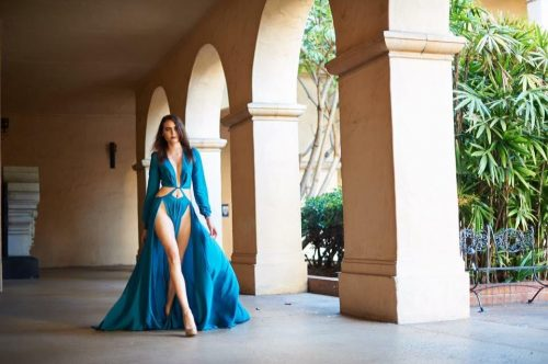 Nessa Rae Apostol is a top millennial couture fashion designer
