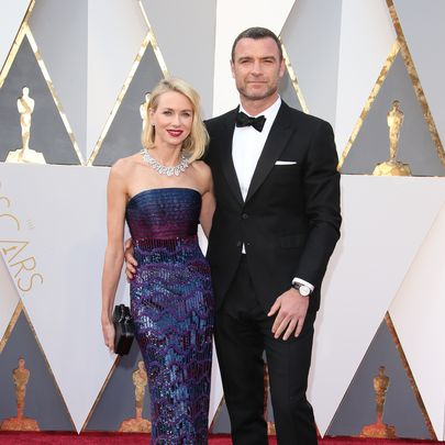Liev Schrieber wears Tiffany & Co. Watch to the Oscars2