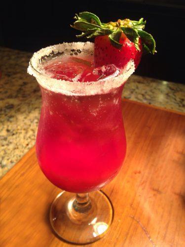 Romance the cocktail The brainchild of three of Hyatt Regency Trinidad's finest bartenders