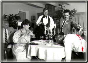 Murder Mystery Dinner at Southampton Inn
