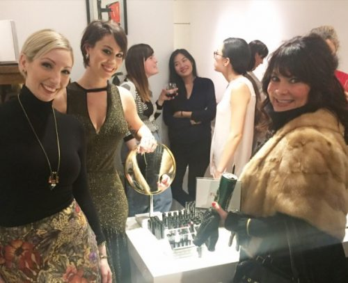 Lucky me! I got to hang with the girls at a recent event in SOHO!